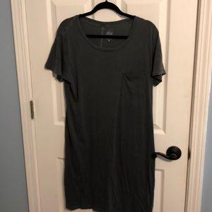 J. Crew Dresses - J. Crew t shirt dress